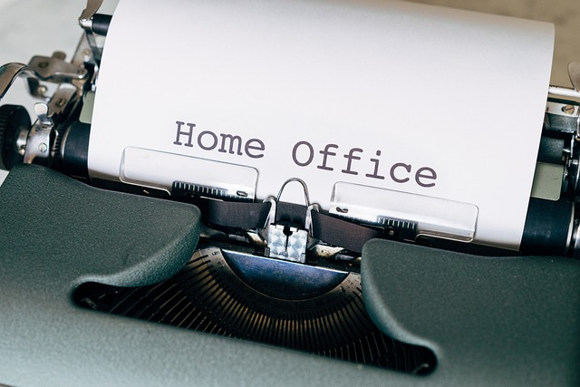 Steuersenkung Home Office